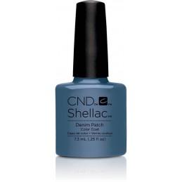 Shellac nail polish - DENIM...