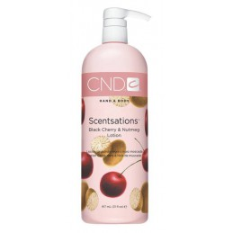 Scentsations Black Cherry & Nutmeg Lotion CND - 1