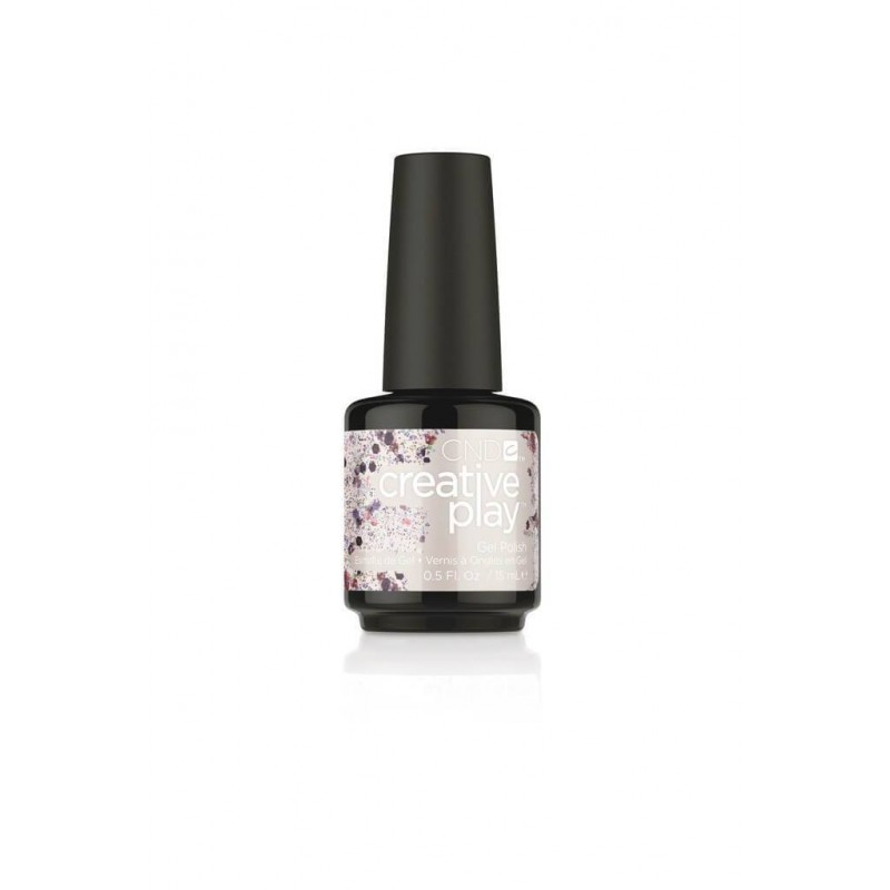 CREATIVE PLAY GEL POLISH - LOOK NO HANDS CND - 1