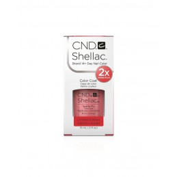 Shellac nail polish - SPARKS FLY CND - 1