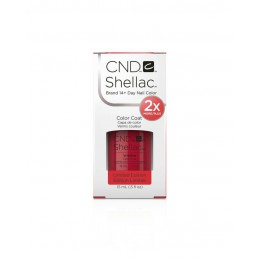 Shellac nail polish - WILDFIRE CND - 1