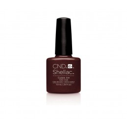Shellac nail polish - CUPPA JOE CND - 1