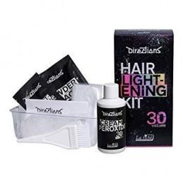 Hair lightening kit 30 VOL...