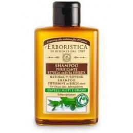 Natūralus valantis šampūnas