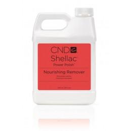 SHELLAC Nourishing Remover