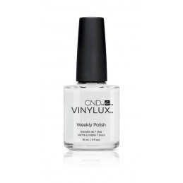 VINYLUX WEEKLY POLISH - CREAM PUFF CND - 1