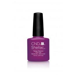 Shellac nail polish - TANGO...