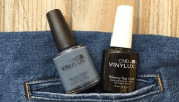 CND VINYLUX lakas (spalva Denim Patch 226)