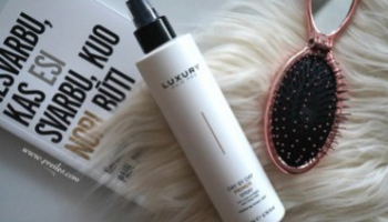 Green Light Luxury Hair Pro Day by Day Primer Spray purškiama priemonė plaukams